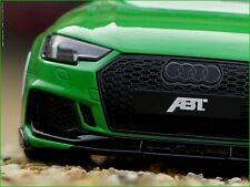 1:18 Tuning Audi RS4 ABT / Viper Green Edition + BBS Alufelgen / LIMITED MODELL