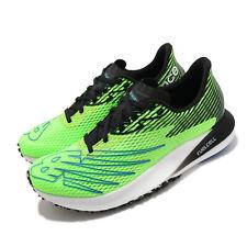 New Balance FuelCell RC Elite Green Black White Men Running Shoes MRCELYB D