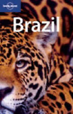 Brazil (Lonely Planet Country Guides) by Kevin Raub, Regis St. Louis, Good Used