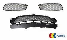 NEW GENUINE MERCEDES BENZ MB A CLASS W176 AMG FRONT BUMPER LOWER GRILL SET