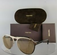 1d417f9388d Brand New Authentic Tom Ford Sunglasses FT TF525 28E 56mm TF0525 Frame