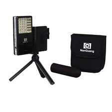 CN-42 Photography LED Video Light Tripod fr iPhone 5s 6 Plus Sumsung Smart phone