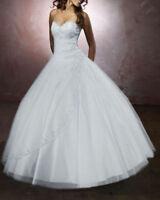 Brautkleid Hochzeitskleid Ballkleid Abendkleid Partykleid Kleid Party AD215