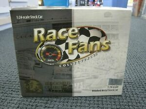 2000 Dale Jarrett Ford Quality Care 1/24 Action Brookfield Diecast 2 Car Set A3