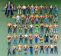 Various WWE/Wrestling Action Figures - Multi Listing - Jakks - Free Postage (A)