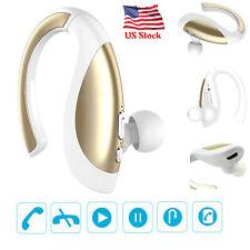 Wireless Bluetooth Headset Headphone Earphone for Samsung Motorola G7 Power E5