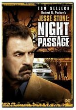 Jesse Stone Night Passage 0043396144699 With Liisa Repo-martell DVD Region 1