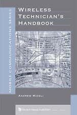 NEW Wireless Technician's Handbook (Artech House Mobile Communications)