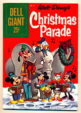 Walt Disney's Christmas Parade Dell Giant Comics #26 (Dell) VF8.6