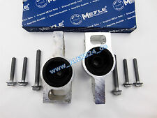 2x Meyle Reinforced Repair Kit Wishbone Bearing Left and Right VW TIGUAN 5N