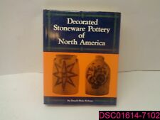 Decorated Stoneware Pottery Donald Blake Webster ISBN 0-8048-0007-3
