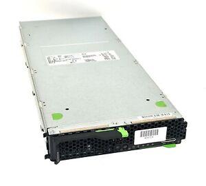 Fujitsu BX924 S3 2 x Xeon E5-2670 Eight Core Server Blade with 32GB RAM/No HDDs
