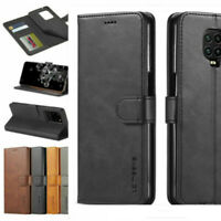 For Xiaomi Redmi Note 9S 8 7 6 Pro 8T 8A Magnetic Leather Case Wallet Flip Cover