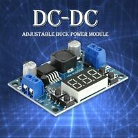 LM2596 DC-DC Buck Converter Board Step Down Module Power Supply w/Voltmeter
