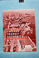 Chicago Transit Authority Annual Report 1962