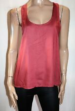 SUPRE Brand Ruby Racerback Loose Fit Singlet Lowered Back Top Size XS BNWT #SC22