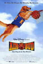 AIR BUD: GOLDEN RECEIVER Movie POSTER 27x40 Michael Jeter Kevin Zegers Wendy