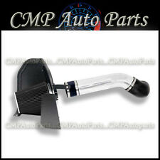 BLACK 2007 2008 CHEVROLET SILVERADO 1500 4.8L 5.3L 6.0L HEAT SHIELD AIR INTAKE
