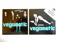 ~ LOT Collector - Port 0€ ~ VEGOMATIC : 2 CD (PUB HUGO BOSS)
