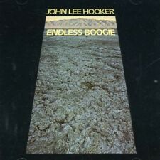 JOHN LEE HOOKER - ENDLESS BOOGIE  CD NEUF