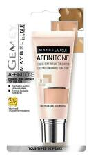 Maybelline Affinitone Foundation Perfecting & Protecting 30ml 02 Light Porcelain