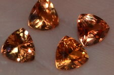 ***NEW***A Single 5mm Amazing Padparadscha Enhanced Natural SAPPHIRE!!!