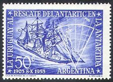Argentina 1953 Ships/Transport/Antarctic Exploration/Boat/Rescue/Sail 1v n26658
