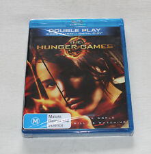 The Hunger Games (Blu-ray, 2012, 2-Disc Set) New Sealed