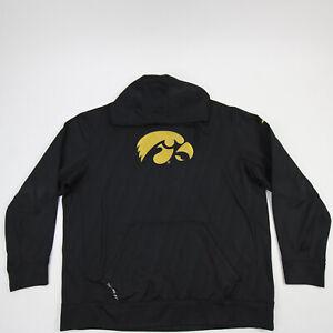 Iowa Hawkeyes Nike Therma-FIT Sweatshirt Men's Black Used
