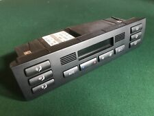 2003 BMW 3 SERIES E46 Heater Air Con A/C Climate Controller