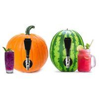Zapfhahn-Set für Kürbis, Ananas und Wassermelone Party Grillfest