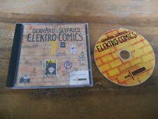 SPIEL CD-ROM Gerhard Seyfried - Elektro Comics (1 Disc) KRIEGER ZANDER jc