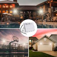 30W 50LED 5000LM Lampe Floodlight Projecteur Éclairage Lumière Jardin Extérieur