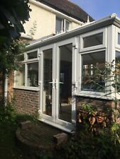 Conservatory Windows, French Doors and roof