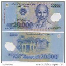 Vietnam - 20,000 dongs -  UNC Polymer currency note