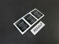3x Intel inside Core i5 vPro Sticker 15.5mm x 21mm - Haswell Extreme Version