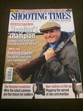 SHOOTING TIMES - MAPPING SIKA & MUNTJAC - FEB 15 2012