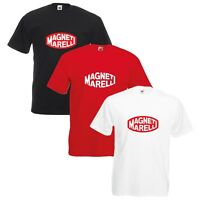 Magneti Marelli T-Shirt Car Enthusiast Rally F1 VARIOUS SIZES & COLOURS