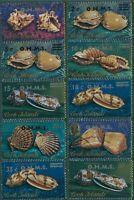Cook Islands OHMS 1978 SGO16-O25 Shells surcharges CTO