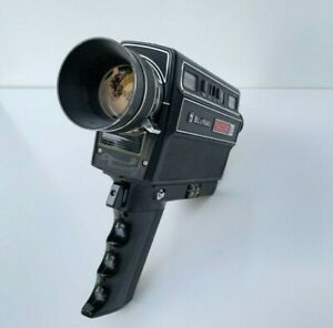 B&H Filmosonic XL Super 8 camera Tested  in Working Condition