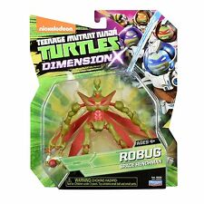 Tmnt teenage mutant ninja turtles dimension x figurine ROBUG