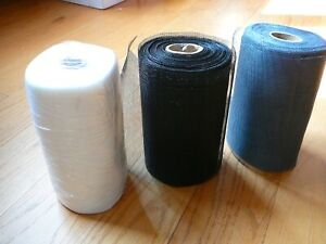 Soffit Material 30M fibreglass rolls in various colours.