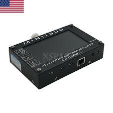 Mini1300 HF/VHF/UHF Antenna Analyzer 0.1-1300MHz 4.3