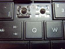 Compaq CQ56 CQ62 HP G56 G62 Tout Clavier Clé Avec Noir Clips sous clefs
