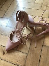 Dorothy Perkins Faux Suede Wide Fit Heels Size 5