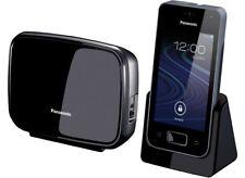 PANASONIC KX-PRX150 Festnetzt und 3G / GSM Telefon mit Anrufbeantworter
