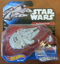 MOC 2015 Hot Wheels STAR WARS MILLENNIUM FALCON The Force Awakens