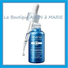 SERUM Repulpant Anti-rides à l'ACIDE HYALURONIQUE ANEW AVON
