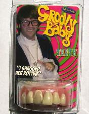 GROOVY BABY TEETH  fake goofy joke bad false hill  billy bob costume NEW GAG fun