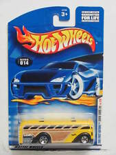 Hot Wheels 2001 Primero Ediciones Surfin'Autobús Escolar#014